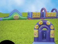 60′ Party Obstacle Course