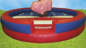 Rodeo Pig Ride